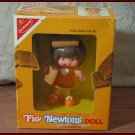 NABISCO Promotional Fig Newtons Cookies 1983 Doll Figure In Box