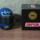 BILL ELLIOTT Mac Tonight 1997 Simpson ARC Special Edition Nascar Mini Helmet