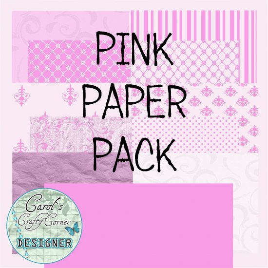 PINK PAPER  PACK