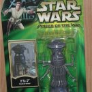 Star Wars POTJ  FX_7 figure New
