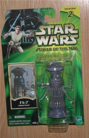 Star Wars POTJ  FX_7 figure New