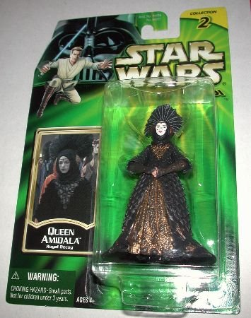 Star Wars POTJ Queen Amidala Royal Decoy