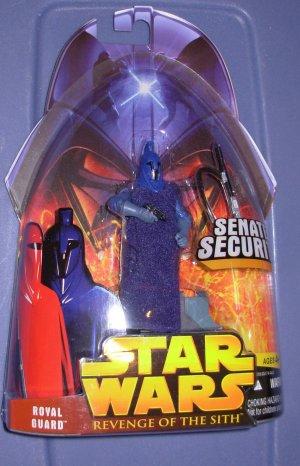 Star Wars Rots Blue Royal Guard figure Senate Security New