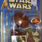 AOTC Yoda action Figure New In Package