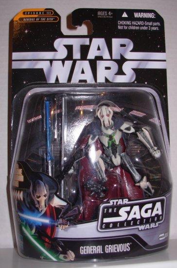 Star Wars General Grievous action figure New