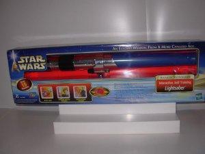 Star Wars Anakin Skywalker Blue Interactive Lightsaber