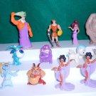 Disney's Hercules (12) Figures lot