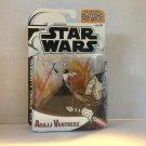 Star Wars Animated Clone Wars Asajj Ventress Action Figure MIB Cartoon Network