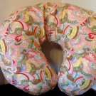 Posh Paisley l Boppy Cover  *New*  Handmade in USA*    Nursing Pillow Cover