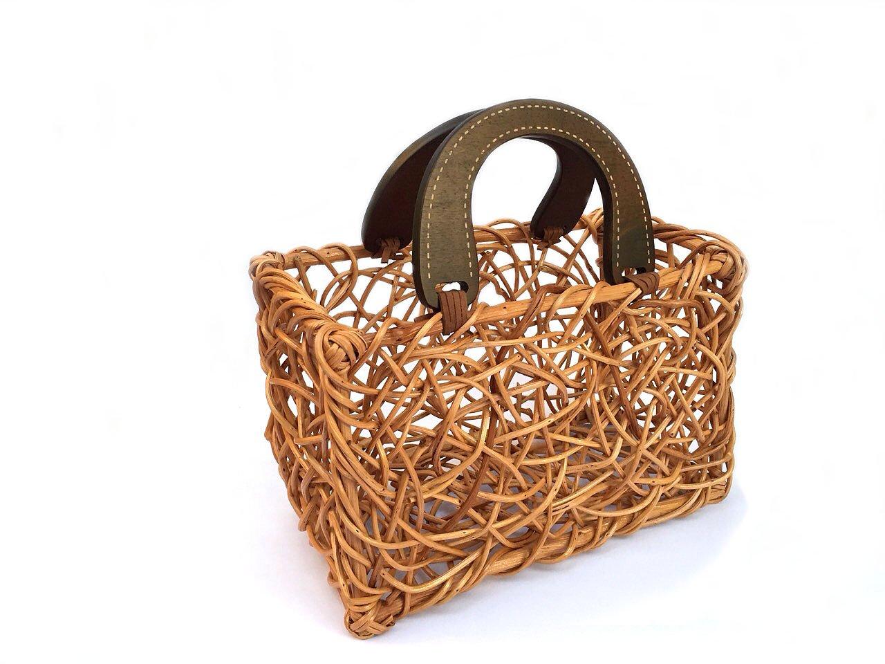Picnic Basket Flower Girl Basket Beach Picnic Basket Willow Basket Wicker Basket Storage Basket