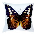 Butterfly Pillow 18x18 Pillow Cover 18x18 Pillow Case Butterfly Cushion Cover Decorative Pillows