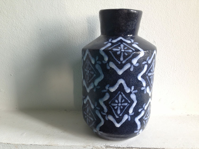 Vintage Vase Pottery Ceramic Vase Rustic Vase Decorative Vase Centerpiece Vase Wedding Decor Gifts
