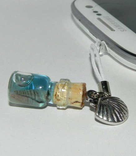 She Sells Seashells Phone Charm