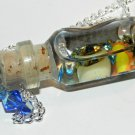 Among the Stars, Glows in the Dark! Bottle Necklace