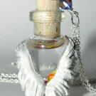 Sacred Devotion Bottle Necklace