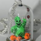 Gambling Boogeyman, Glow in the Dark!, Hand Sculpted, Handmade