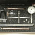 Vintage LS Starrett No. 196 Dial Gauge Inspection Set, Kit, Original Case