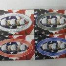 2004 4 Sets STATE QUARTER COLLECTION, COA, Platinum, Gold, Denver, Philadephia