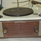 Vintage WEBSTER-Chicago Corp. Webcor Fonograph Tube Record Player, Model 103-1