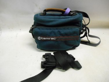 Tamrac Camera Carry/Shoulder Bag Padded, Water-Resistant w/ Belt Loop Strap