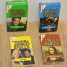 4 Decks TRIVIA PARTY Game Playing Card Packs,  Music, People, Pot Luck, Lit Arts