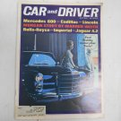 Vintage July 1965 Car and Driver Auto Magazine w/ Warren Weith Story
