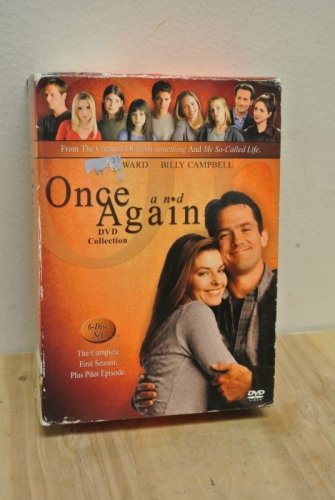 Used ONCE & AGAIN DVD Collection Boxed Set, Season 1, Billy Campbell, Sela Ward