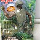NEW 1999 GI JOE US Marine Corp Grenade Thrower Action Figure