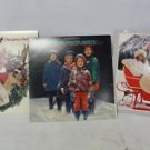 Lot of 3 Vintage Christmas Records