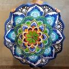 Round Classic Mandala Meditation Mat