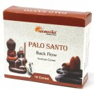 Aromatica Backflow Incense Cones - Palo Santo