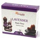Aromatica Backflow Incense Cones - Lavender