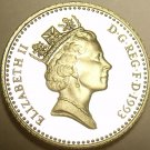 Great Britain Proof 1993 5-Pence~We Have Proof Coins~Free Shipping