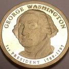 2007 CAMEO PROOF GEORGE WASHINGTON DOLLAR~FREE SHIPPING