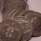 Rare Greece Drachma Roll (27 Coins)~Ruler Constantine II~1954-1970~Free Ship