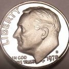 United States 1978-S Proof Roosevelt Dime~See All Our Proof Coins~Free Shipping