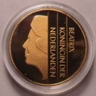 Rare Encapsulated Proof Netherlands 1989 5 Cents~15,300 Minted~Free Shipping