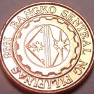 Gem Unc Philippines 1997 10 Sentimos~Central Bank Established~Free Shipping