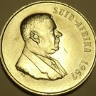HUGE SILVER SOUTH AFRICA 1967 RAND~DEATH OF DR. VERWOERD~FREE SHIPPING~