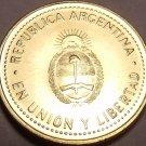 Gem Unc Argentina 2011 10 Centavos~We Have Gem Unc Coins From South America~F/S