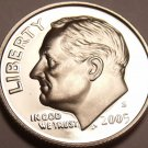 United States Proof 2005-S Roosevelt Dime~Free Shipping