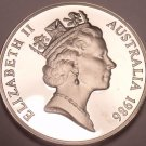Cameo Proof Australia 1986 5 Cents~Echidna~67,000 Minted~We Have Australian~F/S