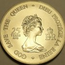 MASSIVE GEM UNC CANADA 1977 4 GOVERNORS MEDALLION~GOD SAVE THE QUEEN~FREE SHIP~