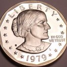 Cameo Proof 1979-S Susan B. Anthony Dollar Type 1~Free Shipping