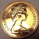 Great Britain Proof 1978 Half New Penny~We Have Great Britain Proofs~Free Ship