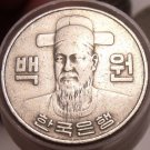 Roll (30 Coins) South Korea 100 Won~3,000 Won Total~1972-1988~Free shipping~
