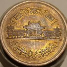 CIRC ROLL (50 COINS) JAPAN 10 YEN COINS~TAKEN FROM YEARS OF STORAGE~FREE SHIP~