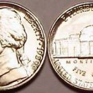 GEM UNCIRCULATED 1989-D JEFFERSON NICKEL~FREE SHIPPING~