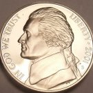 United States Proof 2001-S Jefferson Nickel~We Have Proof Nickels~Free Shipping