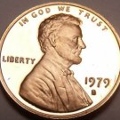 1979-S BLAZING RED GEM PROOF LINCOLN~SCARCE~FREE SHIP~